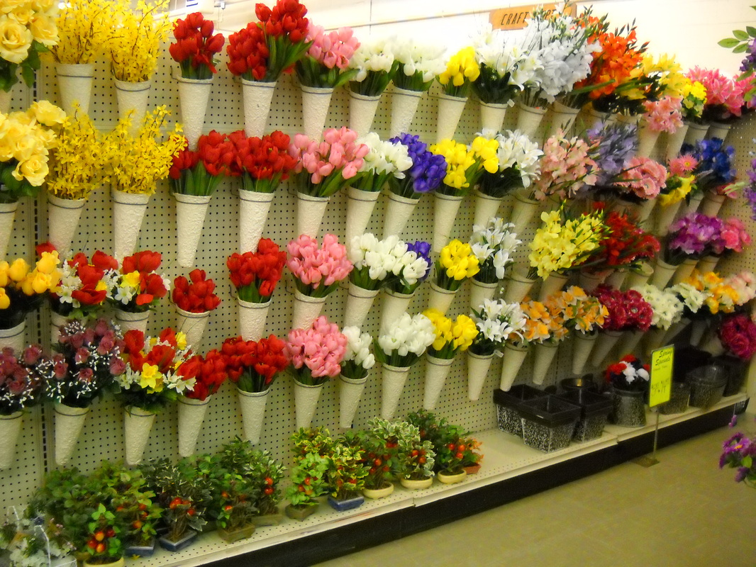 Beiter\u0027s Department Store,,Artificial Flowers , Beiter\u0027s